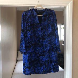 Madewell 3/4 sleeve mini dress - size Medium